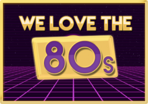 We love the 80s Pubquiz