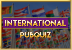 The International Pubquiz